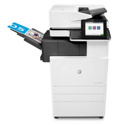 HP LaserJet E87650dn - 600